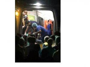 Hakkari Şemdinli'de imama silahlı saldırı