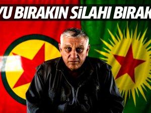 PKK: Apo'yu özgür bırakın silah bırakalım
