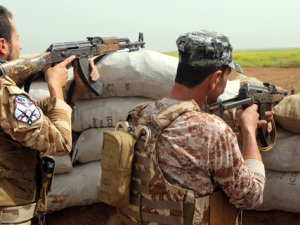Peşmerge IŞİD'i Kerkük'ten çıkarma harekatı başlattı