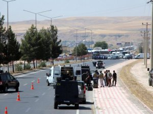 Batman-Diyarbakır Karayolunda bomba yüklü araç patladı
