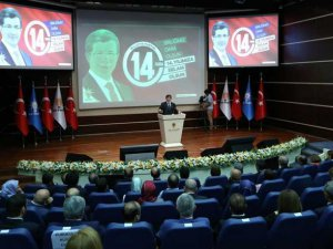 Davutoğlu'ndan MHP'ye eleştiri