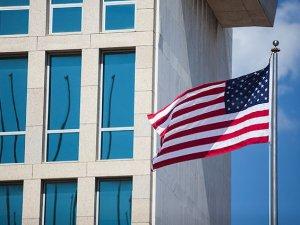 Amerikan bayrağı 54 yıl sonra yeniden Havana'da