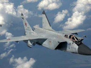 Rusya'dan Esad'a savaş uçağı