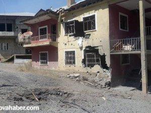 Şemdinli'de şiddetli çatışma: 4 yaralı