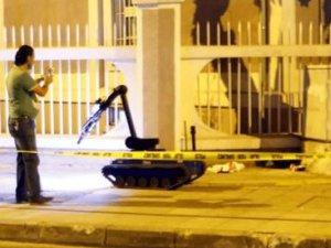Van AK Parti binası yakınlarında bomba bulundu