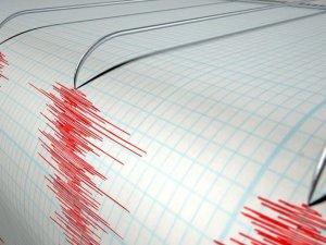 Antalya açıklarında 4,6 büyüklüğünde deprem