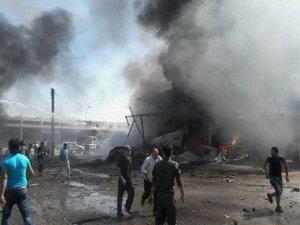 Qamişlo'da patlama:11 Ölü