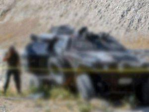 Askeri araçlara mayınlı saldırı: 8 asker hayatını kaybetti