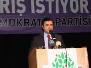 Selahattin Demirtaş'tan Bahçeli'ye sert sözler