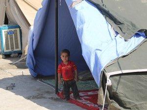 100 bin Filistinli başka ülkelere sığındı'