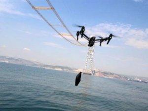 Turkcell 'drone' kullanmaya başladı
