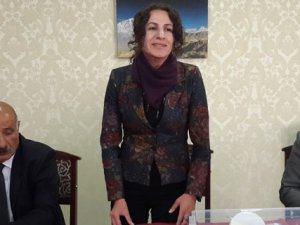 Van Edremit Belediye Eş Başkanı gözaltına alındı