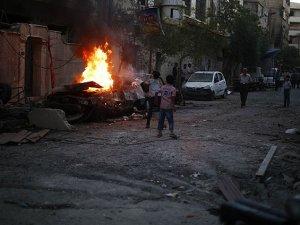 Esed rejiminden Duma'ya hava saldısı: 11 ölü