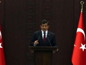 Davutoğlu'ndan 'hükümet' açıklaması