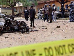 Nijerya'da intihar saldırısı: 7 ölü