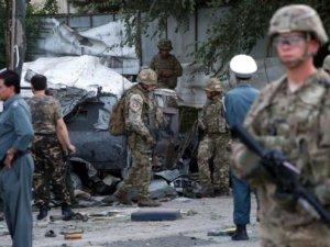 Afganistan'da NATO binasına saldırı