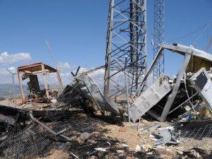 PKK GSM vericilerine saldırdı
