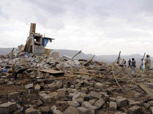 'Suudi Arabistan ordusu Yemen'e girdi' iddiası