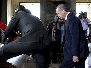 Erdoğan: Tek vatan, tek millet, tek bayrak, tek devlet