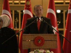Erdoğan'dan çok sert 'Sümeyye Erdoğan' açıklaması