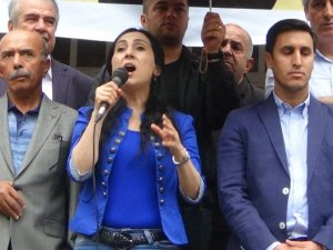 HDP'li Yüksekdağ: Özerklik ilanları meşrudur
