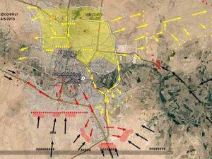 IŞİD yine Hesekê'ye saldırdı