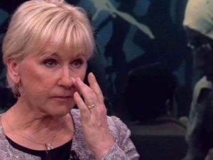 İsveçli Bakan: Çok üzgün ve öfkeliyim