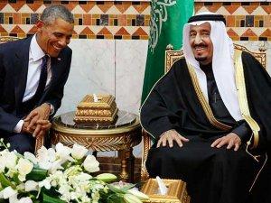 Kral Selman Obama'yla görüşecek