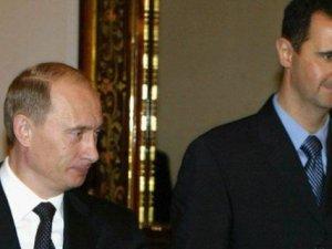 Putin: Esad çözüm için hazır