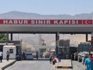 Türkiye, Habur Sınır Kapısı'nı kapattı