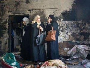 Batı Şeria'daki kundaklamada anne de öldü