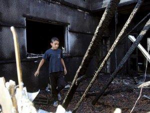 Filistinli anne yaşam mücadelesini kaybetti