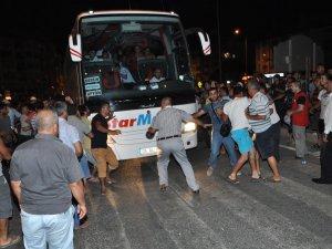Diyarbakır merkezli otobüs firmaları sefere çıkmayacak