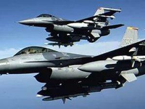 PKK'ye hava operasyonu
