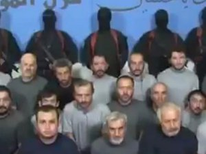 Kaçırılan Türkiyeli İşçilerle İlgili İlk Görüntü Yayınlandı