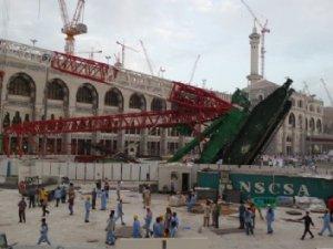 Mekke'deki Felaketin Boyutu Gün Ağarınca Ortaya Çıktı