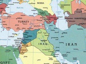 Ortadoğu'da yeni harita…