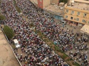 Cizre'de Hayatını Kaybedenler Toprağa Veriliyor