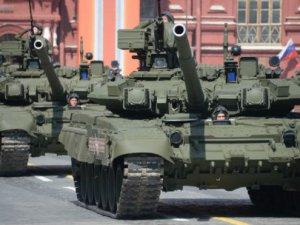 ABD: Rus tankları Lazkiye'ye geldi