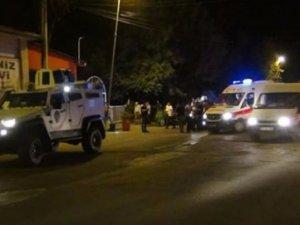 Diyarbakır'da Çay Ccağına Roketatarlı Saldırı!