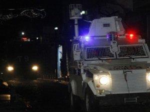 Mardin / Hakkari - 5 polis öldürüldü