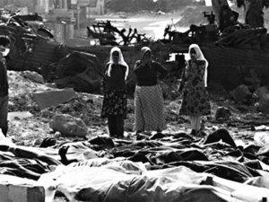 Sabra ve Şatilla katliamı 33. yılında