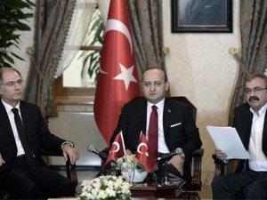 Erdoğan,net bir 'silah bırak' çağrısı bekliyordu