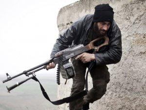 'ABD'nin Türkiye'de eğittiği 75 muhalif Suriye'ye geçti'