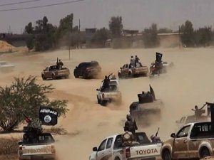Bağdadi'den IŞİD'e: Çekilin!