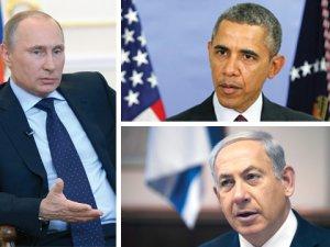 Rusya ile İsrail arasında 'Suriye komitesi'