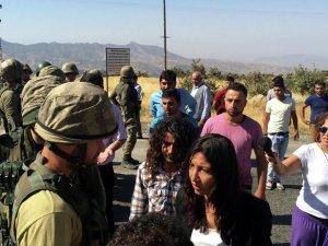 HDP milletvekilleri Cudi Dağı'nda