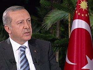 Erdoğan: Yeri geldiği zaman Kandil'e gidiyorlar