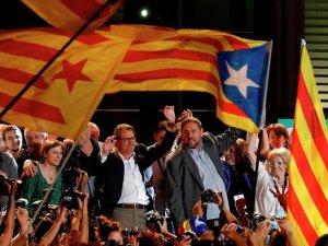Katalonya lideri Mas'tan 'Zaferimizi tanıyın' çağrısı
