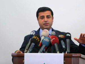 Demirtaş'tan CHP'ye koalisyon çağrısı
